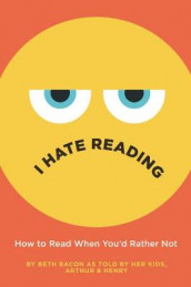 I Hate Reading av Beth Bacon (Innbundet)