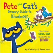 Pete The Cat's Groovy Guide To Kindness av James Dean (Innbundet)