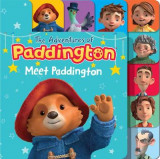 Omslag - The Adventures of Paddington: Meet Paddington