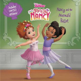 Omslag - Disney Junior Fancy Nancy: Nancy and the Mermaid Ballet