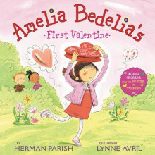 Amelia Bedelia's First Valentine Holiday av Herman Parish (Innbundet)