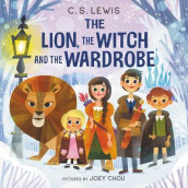 The Lion, the Witch and the Wardrobe Board Book av C S Lewis (Kartonert)