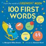 Omslag - From the World of Goodnight Moon: 100 First Words