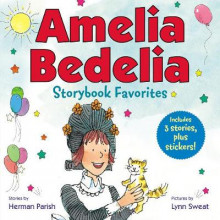 Amelia Bedelia Storybook Favorites #2 av Herman Parish (Innbundet)