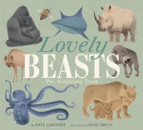 Omslag - Lovely Beasts