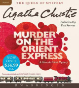 Omslag - Murder on the Orient Express Low Price CD