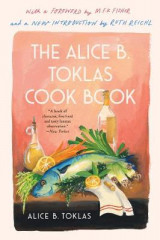 Omslag - The Alice B. Toklas Cook Book
