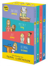 Omslag - Emmie & Friends 4-Book Box Set