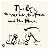 Omslag - The Boy, the Mole, the Fox and the Horse CD