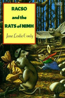 Racso and the Rats of NIMH av Jane Leslie Conly (Heftet)