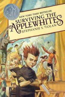 Surviving the Applewhites av Stephanie S Tolan (Heftet)