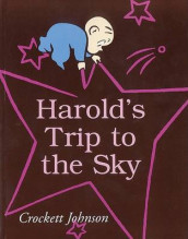 Harold's Trip to the Sky av Crockett Johnson (Heftet)
