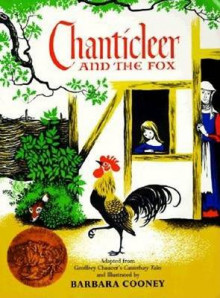Chanticleer and the Fox av Geoffrey Chaucer og Barbara Cooney (Heftet)