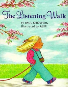 The Listening Walk av Paul Showers (Heftet)