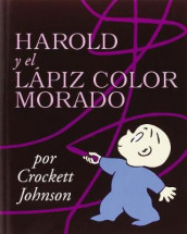 Harold Y El Lapiz Color Morado av Crockett Johnson (Heftet)