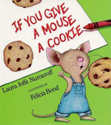 If You Give a Mouse a Cookie: Big Book av Laura Joffe Numeroff (Heftet)