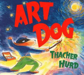 Art Dog av Thacher Hurd (Heftet)