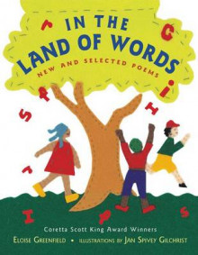 In the Land of Words av Eloise Greenfield (Heftet)
