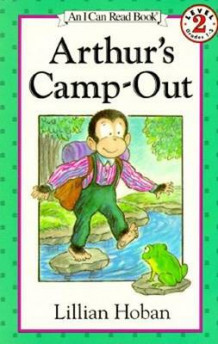 Arthur's Camp-out av Lillian Hoban (Heftet)