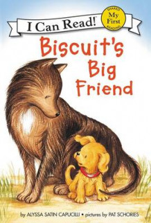 Biscuit's Big Friend av Alyssa Satin Capucilli (Heftet)
