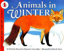 Animals in Winter av Henrietta Bancroft og Richard George Van Gelder (Heftet)