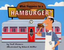 What Happens to a Hamburger av Paul Showers (Heftet)
