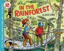 In the Rainforest av Kate Duke (Heftet)