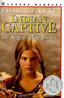 Indian Captive av Lois Lenski (Heftet)