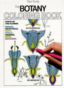 Botany Coloring Book av Paul Young (Heftet)