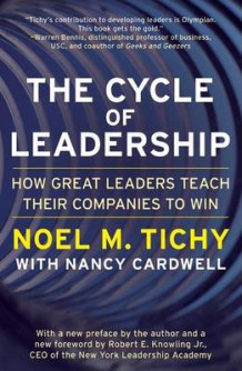 Cycle of Leadership av Noel M. Tichy (Heftet)