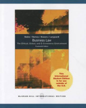 Business Law av A.James Barnes, L. Thomas Bowers, Arlen W. Langvardt og Jane P. Mallor (Heftet)