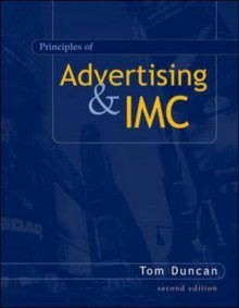 Principles of Advertising and IMC av Tom Duncan (Blandet mediaprodukt)