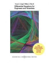Differential Equations for Engineers and Scientists (Int'l Ed) av Yunus Cengel og William Palm (Heftet)