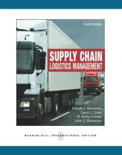Supply Chain Logistics Management av Donald Bowersox, David Closs og M. Bixby Cooper (Heftet)