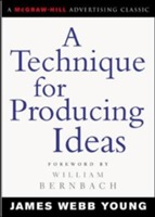 A Technique for Producing Ideas av James Young (Heftet)