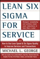 Omslag - Lean Six Sigma for Service