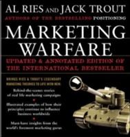 Marketing Warfare: 20th Anniversary Edition av Jack Trout og Al Ries (Innbundet)