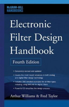 Electronic Filter Design Handbook av Arthur Williams og Fred J. Taylor (Innbundet)