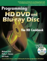 Omslag - Programming HD DVD and Blu-ray Disc