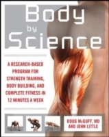 Body by Science av John Little og Doug McGuff (Heftet)