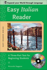 Omslag - Easy Italian Reader w/CD-ROM