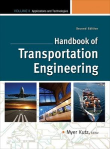 Handbook of Transportation Engineering Volume II av Myer Kutz (Innbundet)