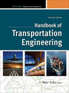 Handbook of Transportation Engineering Volume I av Myer Kutz (Innbundet)