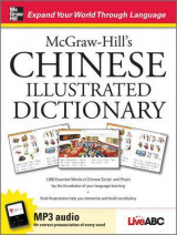 Omslag - McGraw-Hill's Chinese Illustrated Dictionary