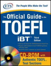 The Official Guide to the TOEFL IBT av The Educational Testing Service (Blandet mediaprodukt)