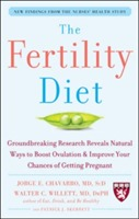 The Fertility Diet av Jorge Chavarro, Walter C. Willett og Patrick J. Skerrett (Heftet)