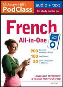McGraw-Hill's PodClass French All-in-One Study Guide (MP3 Disk) av Alex Chapin (Blandet mediaprodukt)