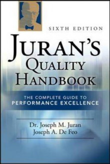 Juran's Quality Handbook: The Complete Guide to Performance Excellence av Joseph A. DeFeo og J. M. Juran (Innbundet)