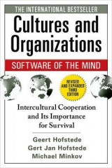 Omslag - Cultures and Organizations: Software of the Mind, Third Edition