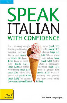 Speak Italian with Confidence, Level 2 av Maria Guarnieri og Federica Sturani (Lydbok-CD)